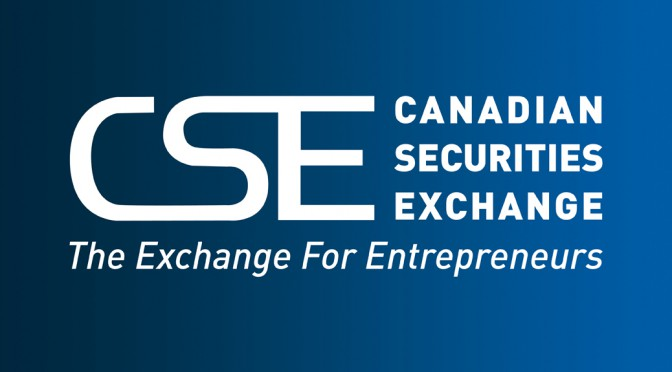 Welcome to the Canadian Securities Exchange!
