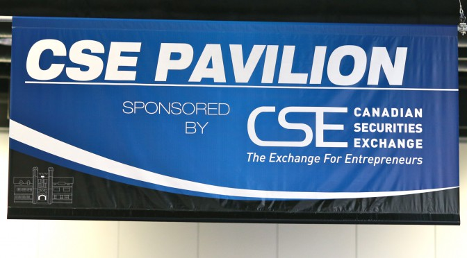 Photos from the CSE Pavilion at VRIC 2015