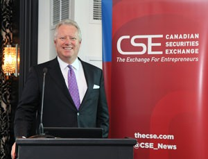 CEO of the CSE, Richard Carleton at CSE Day Toronto, Spring 2015