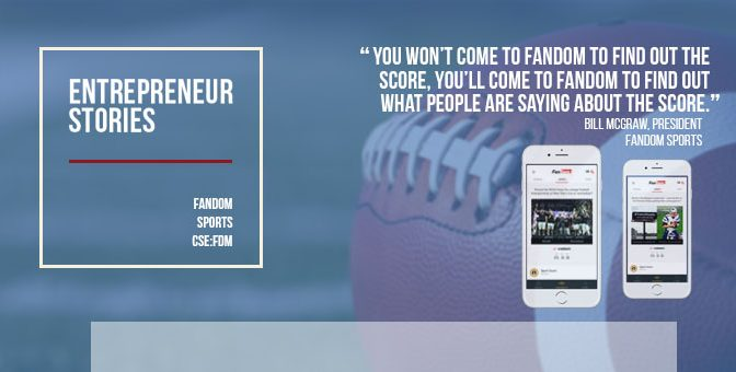 FanDom Sports Media prepares to turn online sports chat into a whole new ballgame