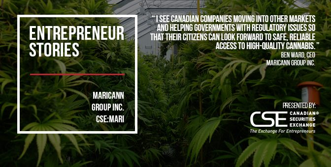 Maricann looks to replicate Canada success in newly legal German cannabis market