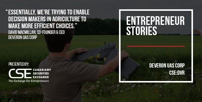 Deveron UAS's drones helping agricultural efficiency to reach new heights