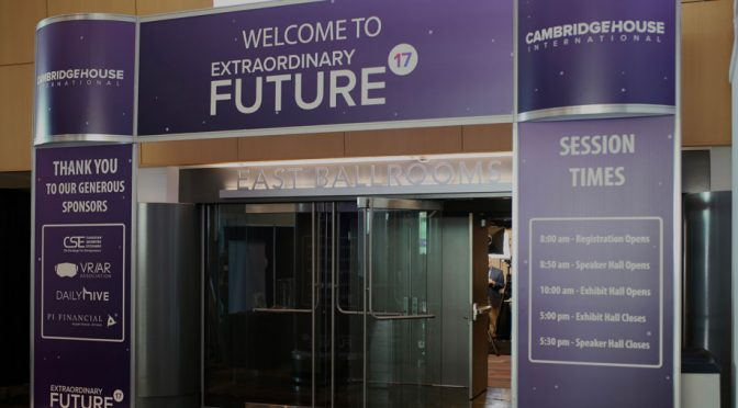 The Future Looks Extraordinary: Recap of Inaugural Extraordinary Futures Conference