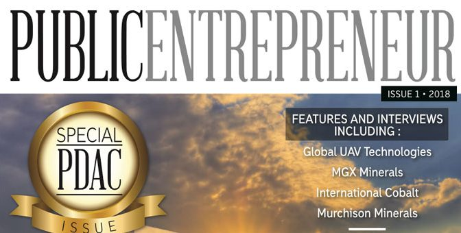 First edition of the Public Entrepreneur magazine is now live