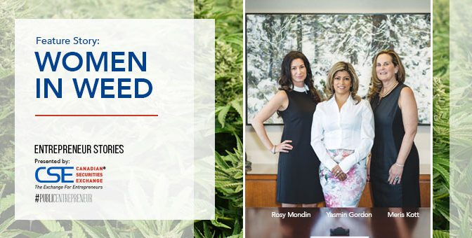 Women in weed: meet four women helping to shape Canada's cannabis industry