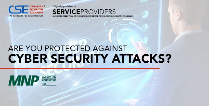 Are You Protected Against Cyber Security Attacks?