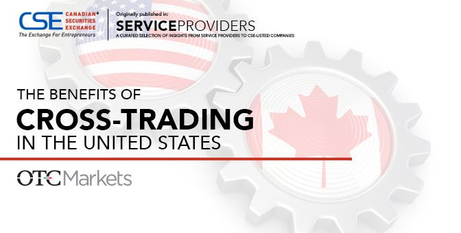 The Benefits of Cross-Trading in the United States