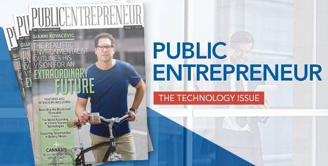 Public Entrepreneur Magazine – Extraordinary Future Issue – Now Live!