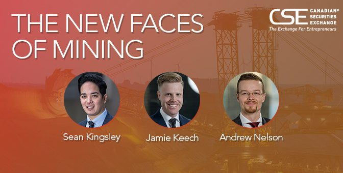 The new faces of mining: engaging the millennial investor in mining opportunities