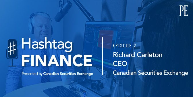 Richard Carleton on Ushering the CSE into the Cannabis Era and Ukulele! | #HashtagFinance