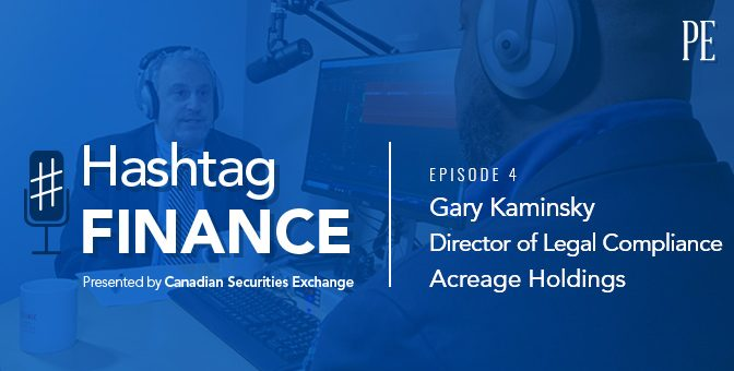 Gary Kaminsky on a Holistic Approach to Compliance for Cannabis Companies | #HashtagFinance