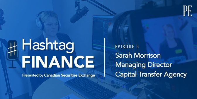 Sarah Morrison on the Vital (and Not Boring) Role of the Transfer Agent | #HashtagFinance