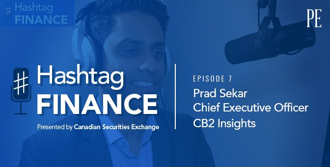 Prad Sekar on Leveraging Data to Bring Medical Cannabis to the Masses | #HashtagFinance