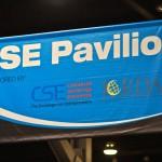 CSE Pavilion Signage