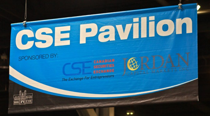 The CSE Pavilion at VRIC14