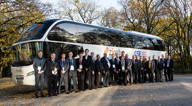 Eurotour 2014 – Photos from CSE's European Investment Roadshow