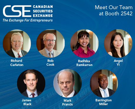 Meet the CSE team at PDAC 2015