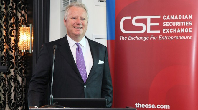 CSE Semi-Annual Review: Full Text of Interview with Richard Carleton
