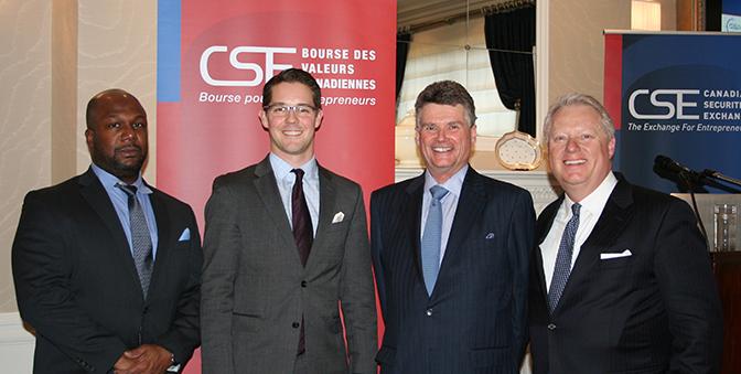 Bringing Entrepreneurs Together: CSE's 5 á 7 in Montréal