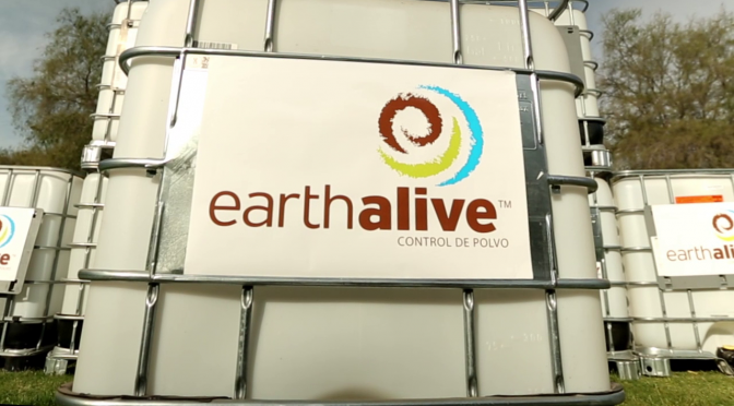 Earth Alive's unique microbial technologies gaining traction in mining, agriculture industries