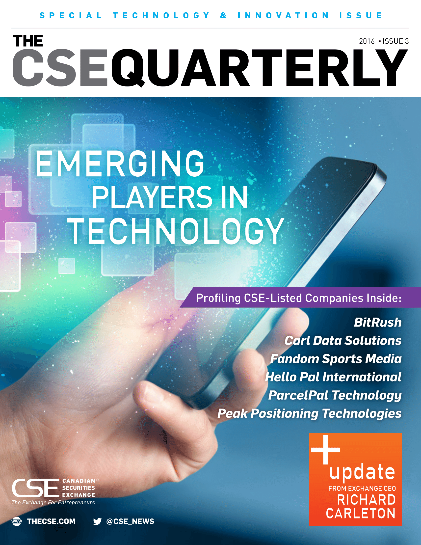CSE Quarterly Issue 9