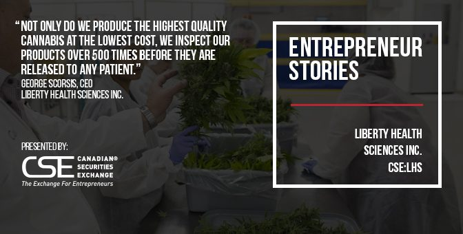Liberty Health Sciences making high-quality medical cannabis available one state at a time