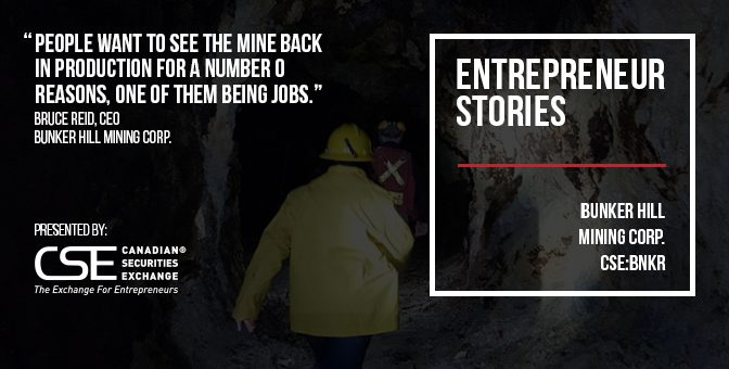 Bunker Hill Mining: One of America's most historic mines is ready for a comeback