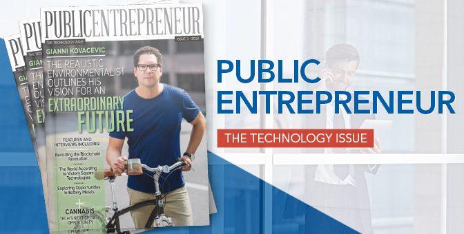 Public Entrepreneur Magazine – Extraordinary Future Issue – Now Live!