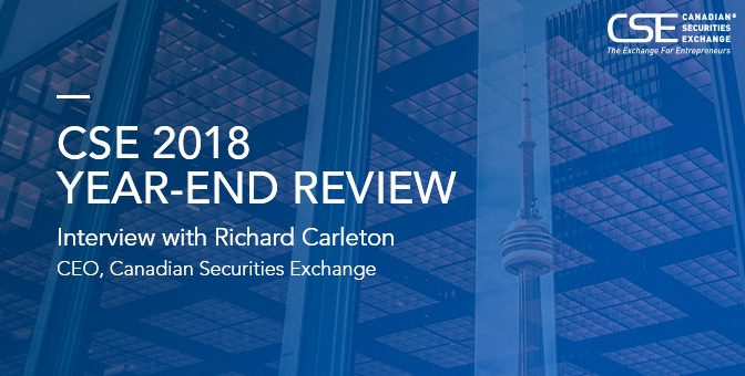 Year-end 2018 interview with Richard Carleton