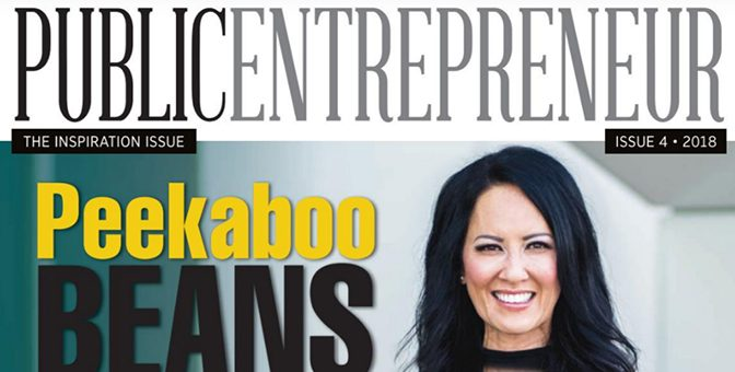 Public Entrepreneur Magazine – The Inspiration Issue – Now Live!