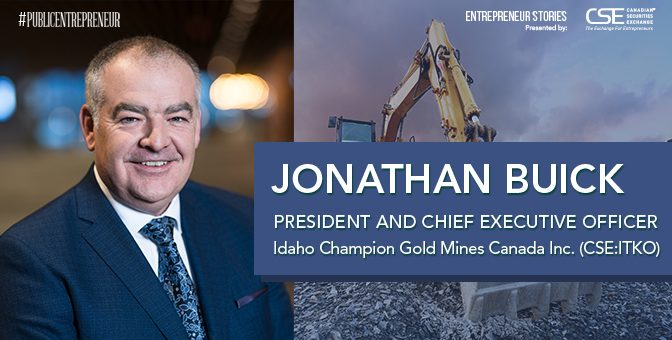 Idaho Champion Gold Mines: Carefully chosen gold project meets with early success in a great state for mining