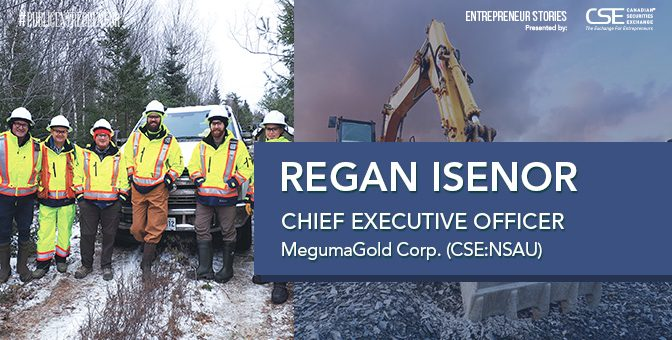 MegumaGold: A fresh take on the gold exploration model for Nova Scotia