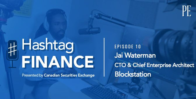 Jai Waterman on Building Fair and Compliant Securities Markets with Blockchain | #HashtagFinance