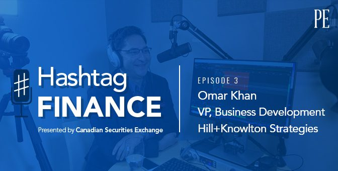 Omar Khan on Navigating the Challenges of Marketing Cannabis | #HashtagFinance