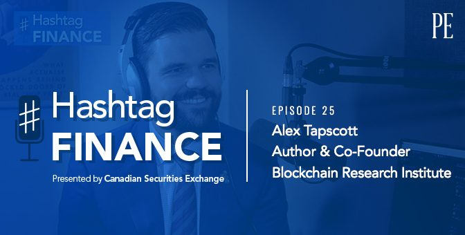 Alex Tapscott on his Unshakeable Belief in the Blockchain Revolution