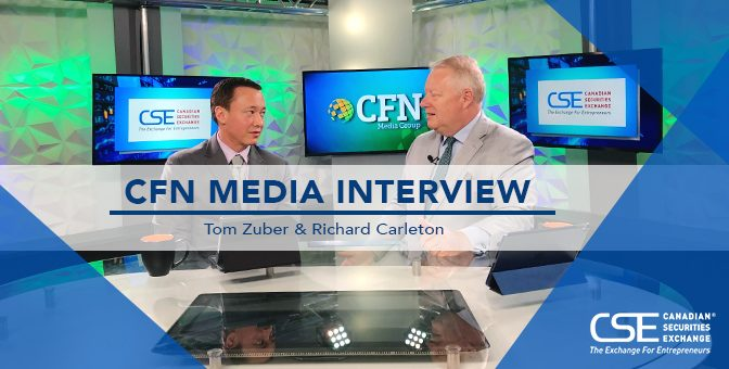 CFN Media Interview with Richard Carleton