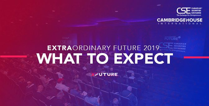 Countdown to Extraordinary Future 2019