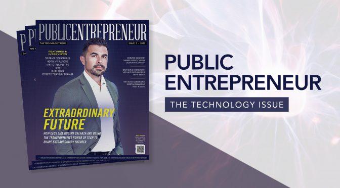 The Public Entrepreneur Magazine – The Technology Issue – Now Live!