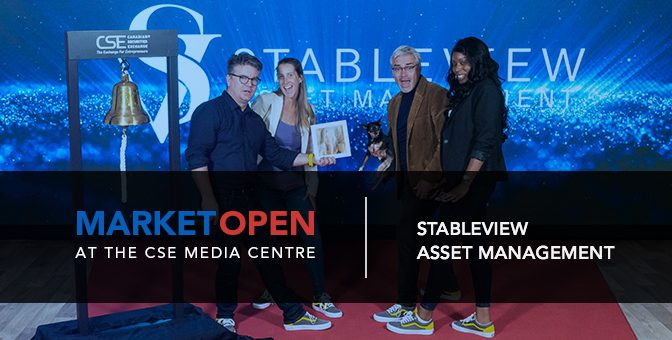 StableView Asset Management Opens the Market at the CSE Media Centre