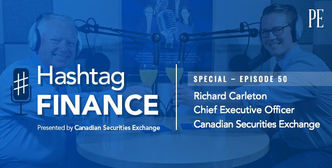 Richard Carleton on Celebrating 15 Years as a Recognized Exchange