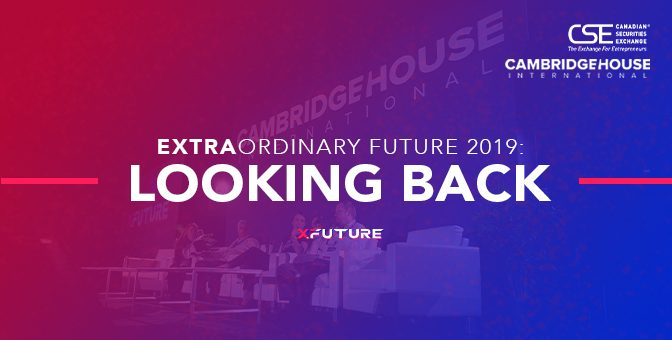 Looking Back to the Extraordinary Future 2019 Conference