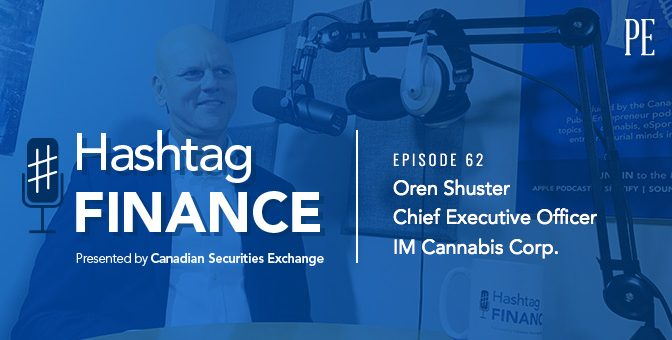 Oren Shuster on Serving the Medical Cannabis Market in Europe