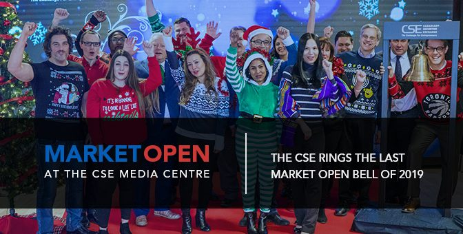 Happy Holidays Market Open at the CSE Media Centre