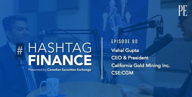 Vishal Gupta on Using Green Gold to Fund Exploration of (Gold) Gold