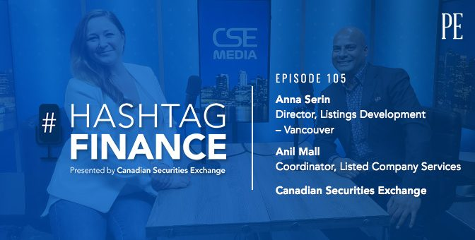 Anna and Anil Introduce You to #HashtagFinance West Coast Edition