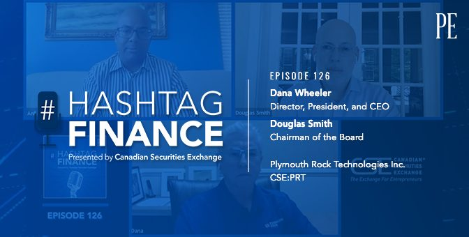 Dana Wheeler and Douglas Smith on Saving Lives Through Threat Detection Tech | #HashtagFinance