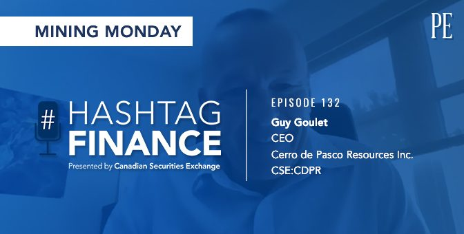 Guy Goulet on Green Resource Management in Peru | #HashtagFinance