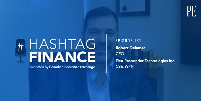 Robert Delamar on Detecting Threats with WiFi | #HashtagFinance