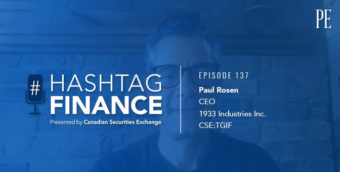 Paul Rosen on the One Non-Negotiable for Success in Cannabis | #HashtagFinance