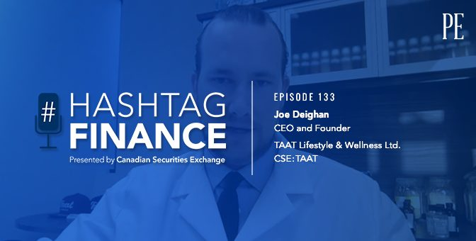 Joe Deighan on the Hemp Alternative to Tobacco | #HashtagFinance